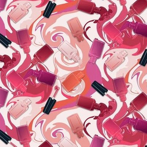 salon swirl small scale