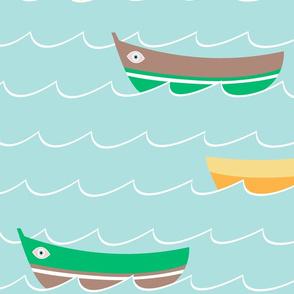 Bahary Boats (jumbo)