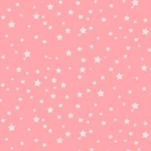 Stars on Pink