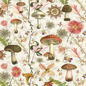 mushroom jumbo w linen