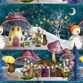 Small world Christmas