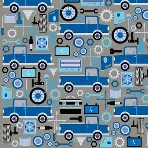Car Service Auto Mechanic Tools, medium