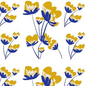Wildflowers - White