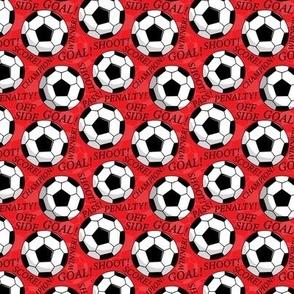 Soccer (Red)