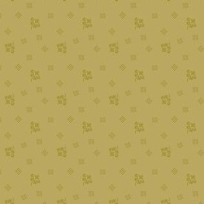1880 bud with dotted grid pale lime 2045-40