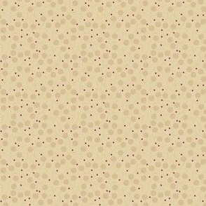 Little Berry beige and red 2048-47