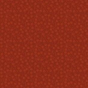 Little Berry  dark red 2048-17
