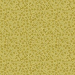 Little Berry packed pale lime 2048-40
