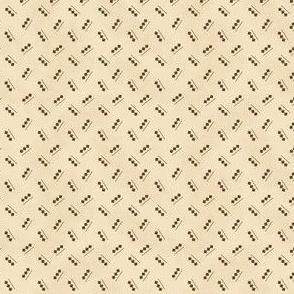 small shirting triple diamond over line lt beige 2049-31