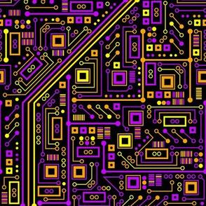 Short Circuits (Pink Orange Yellow)