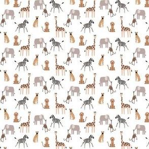 Wild Animals - mini