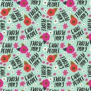 Teeny-Eww... People