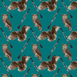 Owls and Clarinets