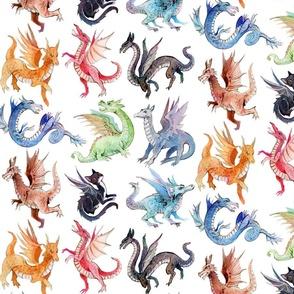Among Dragons (L)
