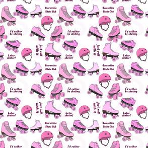 Pink Roller Skate Gear
