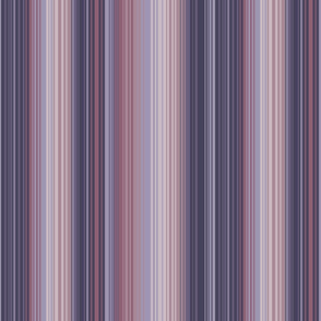 thin stripes plum mauve pink