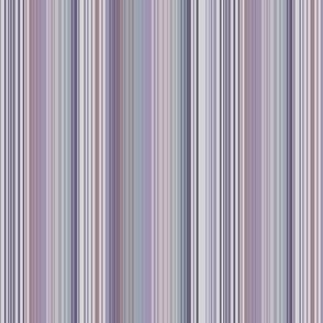 thin stripes mauve pink gray lavender