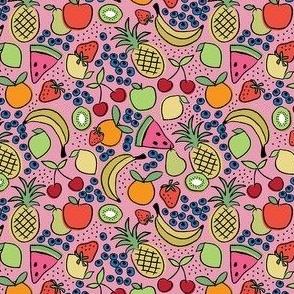Mixed Fruit - Pink