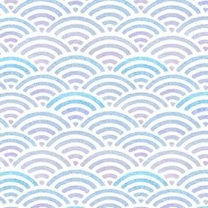 Waves: Pastel