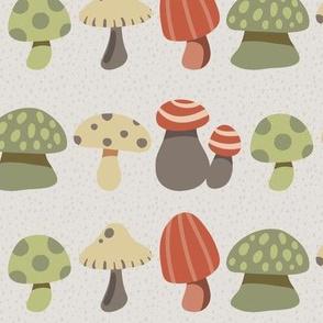 Toadstool Trail | Lichen