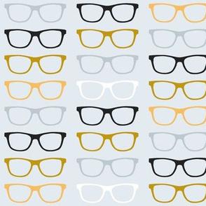 Geekoptical - Grey Black Mustard