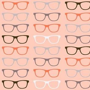 Geekoptical - Peach Brown Grey