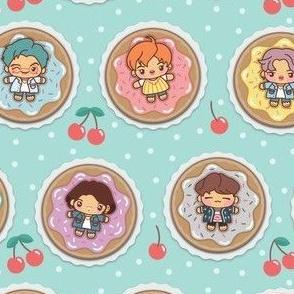 BTS Donuts (LARGE VERSION)