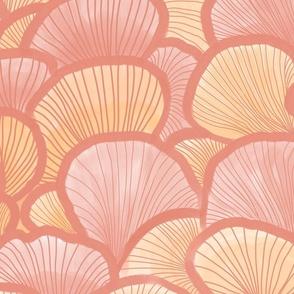 Art Deco Chanterelles