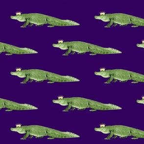 Mardi Gras  Alligator King