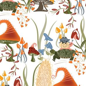 Lolamer - Fantasy Fungi - Critters
