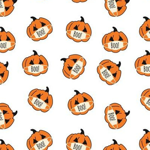 Corona Halloween Pumpkins
