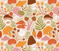 Cute mushrooms (large scale)