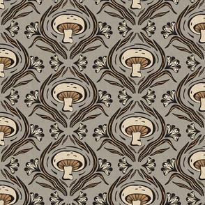 Shrooms - Mushroom Grey