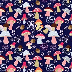 mushroom friends