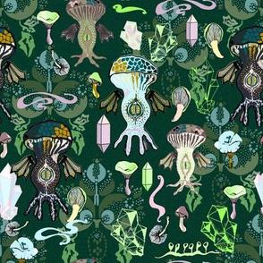 Fungi from Yuggoth Toss