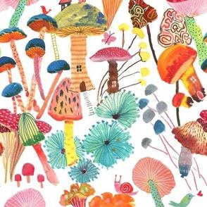 Magic and Joy! - Mushrooms