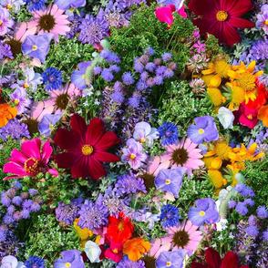 In the Flower Basket