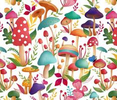Land of Mushrooms