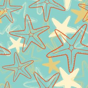 Seaside Starfish