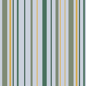 stripes of different thickness