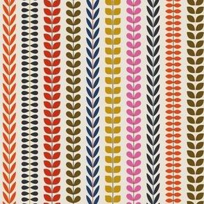 Colorful Scandi Vines