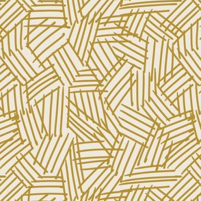 Mustard scratches