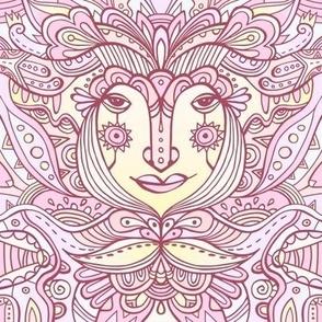 Goddess #1 /  Pink