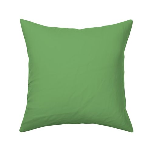 Asparagus Green Solid Color Simple Plain Spoonflower