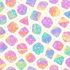 Roll the Dice Light Rainbow