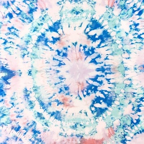GARDEN - Royal Blue   Michelle Mathis