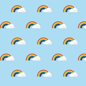 Kawaii Rainbows