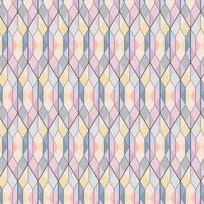 soft lilac crystals