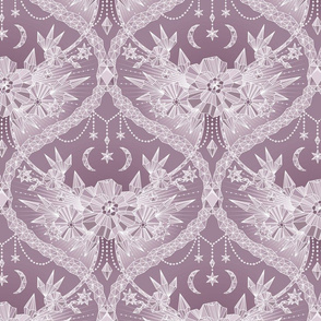 Snow Queen soft lilac