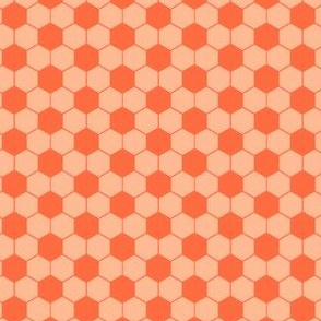 soccer orange small